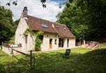 Location vacances Centre - Holiday home Le Vaugarnier-1