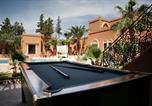 Hôtel Ouarzazate - Oscar Hotel by Atlas Studios-4