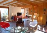 Location vacances La Chapelle-d'Abondance - House Chalet 10 personnes avec 5 chambres-1
