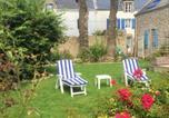 Location vacances Bretagne - Maison de 2 chambres a Saint Pierre Quiberon avec jardin clos et Wifi a 150 m de la plage-1