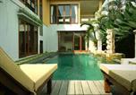Villages vacances Tabanan - C-Brity Villa Spa & Restaurant-4