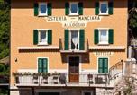 Hôtel Le lac de Lugano - Osteria Manciana-1