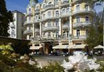 Hôtel Mariánské Lázně - Orea Spa Hotel Bohemia-1