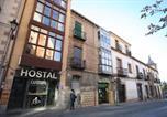 Location vacances Castille-et-León - Hostal Caballeros-1