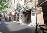 Hôtel Nice - Best Western Alba-1