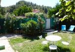Location vacances  Bouches-du-Rhône - A deux pas de la montagnette-2