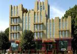 Hôtel Moldavie - Manhattan Hotel & Restaurant-3