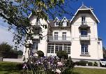 Hôtel Hesdin-l'Abbé - La Roseraie-1