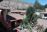 Location vacances Urubamba - Casa Hospedaje Cristina-4