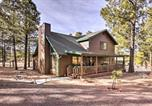 Location vacances Holbrook - Black Bear Lodge with Deck in Natl Forest!-2