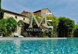 Hôtel Molières-sur-Cèze - Mas Escombelle-1