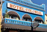 Hôtel Mexique - Hotel Colonial-2