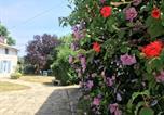 Location vacances  Deux-Sèvres - La Rose, La Chataigne Gites, Caunay-1