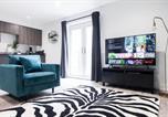 Location vacances West Bromwich - Montague House Serviced Apartments-1