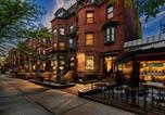 Location vacances Tewksbury - Stylish Newbury Street Studio, #11-1