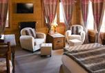 Hôtel Le Grand-Bornand - Hotel The Originals Les Cimes-4