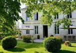 Hôtel Plassac - L'Escale de Bel Air-1