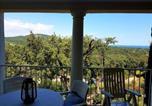 Location vacances Grimaud - Appartement Vue mer, 4 personnes Les Restanques.-3