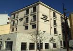 Hôtel Ladrillar - Hotel Puerta Ciudad Rodrigo-3