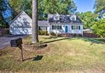 Location vacances Elberton - Modern Home with Yard and Deck, 1 Mi to Clemson U!-3