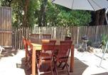 Location vacances  Gironde - House Arcachon - les abatilles, maison 3 chambres avec jardin sous les pins...-4