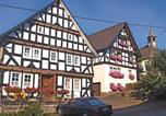Location vacances Bad Berleburg - Apartment Zur Saale D-3