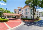 Hôtel Jacksonville - Motel 6 Jacksonville Fl Airport Area - South-1