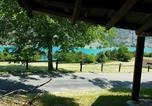 Camping avec Piscine Saint-Martin-de-Queyrières - Camping Lou Pibou-2