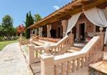 Location vacances Campos - Es Revellar Art Resort - Adults Only-1