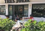 Hôtel Cattolica - B&B Tres Jolie-2