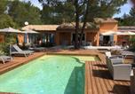 Hôtel Le Thoronet - Villa Joséphine Lorgues-1