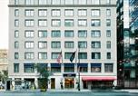 Hôtel Washington - Club Quarters Hotel in Washington Dc-2