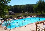 Camping avec WIFI Neuvic - Camping - Sites et Paysages Etang de Bazange-2