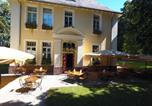 Hôtel Schauenburg - Hotel Villa Wirtshaus Köpenick-1
