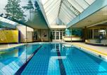 Location vacances Zeewolde - Cedar Cottage Veluwe-4
