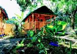 Hôtel Philippines - Moalboal Bamboo House / Rooms-1
