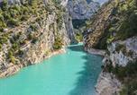 Camping Lac de Castillon - Camping Les Lavandes-1