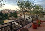 Location vacances Calopezzati - House with 2 bedrooms in Rossano with wonderful sea view and furnished terrace 3 km from the beach-2