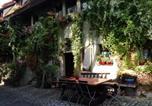 Location vacances Rothenburg ob der Tauber - Altfraenkische Weinstube-2