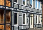 Location vacances Bad Gandersheim - Ferienwohnung Dachgeschoss Wohnwerk Lautenthal Harz - a48272-3