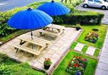 Hôtel Luton - Redwings Lodge Dunstable-3