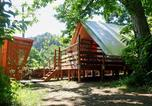 Camping Villefort - Camping la Chataigneraie