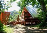 Camping Bagnols-les-Bains - Camping la Chataigneraie-1