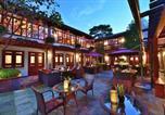 Hôtel Beijing - Jingshan Garden Hotel-1
