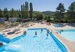 Camping Lyon Eurexpo - Centre de Conventions et d'Expositions - Camping les Rives de Condrieu-1