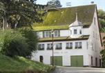 Location vacances Sulz am Neckar - Gästehaus zur Linde-2