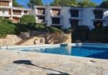 Location vacances Palafrugell - Apartment - 2 Bedrooms with Pool - 04772-2