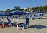 Location vacances Roseto degli Abruzzi - Mansarda Fronte Mare con servizio spiaggia incluso a Roseto degli Abruzzi-4