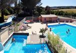 Camping Saint-Maime - Camping Flower Provence Vallée