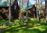 Hôtel Villa Gesell - Cabañas y Apart Utopia-1